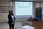 Defensa de Tésis Alumna Yasna Chavez